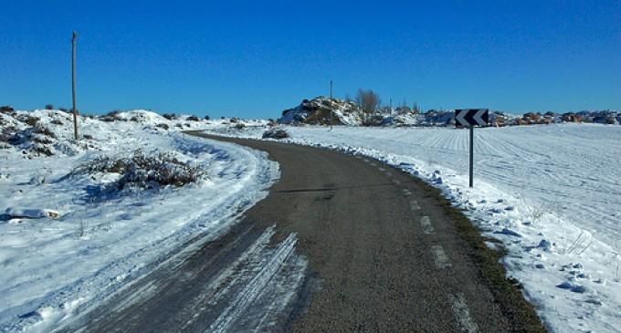 Nueva alerta por nevadas en el Sistema Central