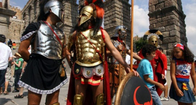 Una Segovia más 'romana' que nunca