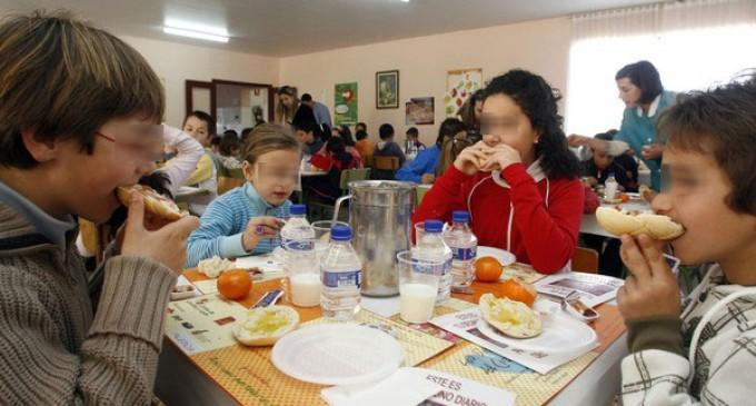 Resueltos con multa los expedientes por los incidentes alimentarios en los comedores escolares