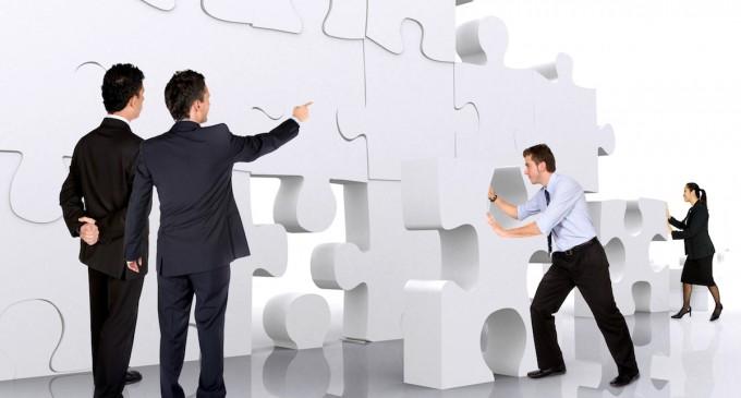 Una feria de empleo para empresarios