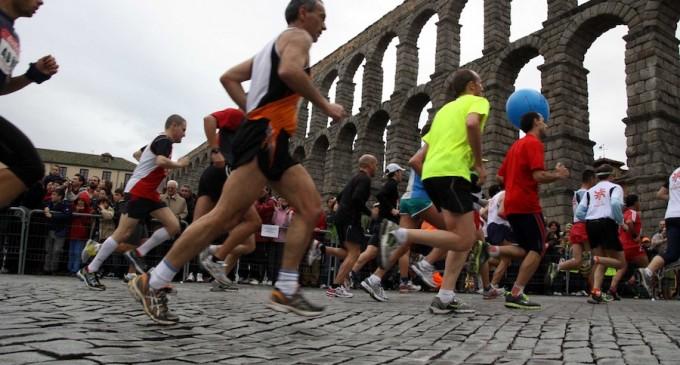 La Media Maratón Ciudad de Segovia 2016 tendrá un recorrido más 'suave'