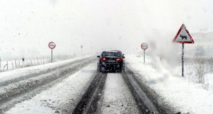 La previsión de la AEMET presenta un miércoles con nieve 'todo el día'