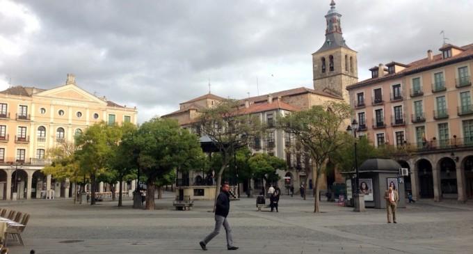 """Los comerciantes piden """"apoyo a la actividad económica"""" en el casco histórico"""