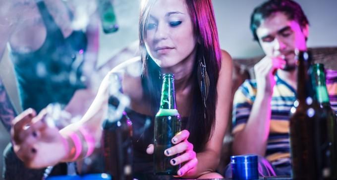 Siete de cada diez menores de edad asegura haber consumido alcohol