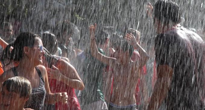 """Ecologistas exigen investigación sobre la """"privatización del agua en La Granja"""""""