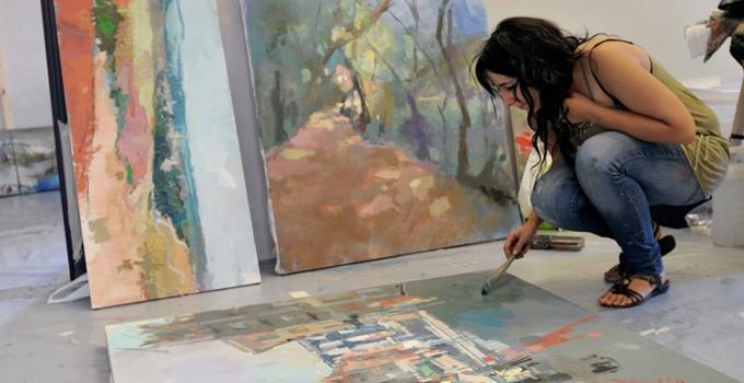 El Curso de Pintores Pensionados ofrece 13 actos abiertos al público