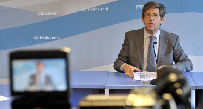 Jesús Postigo sustituye a Gómez de la Serna en la lista al Congreso del PP para las próximas elecciones