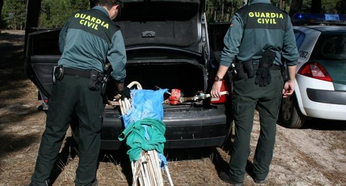 El equipo ROCA de la Guardia civil practica 18 detenciones y resuelve 26 delitos desde noviembre