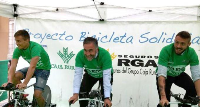 Iniciativa Solidaria' a favor del programa 'Trainers Paralímpicos' de  Fundación ONCE