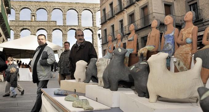 EL Gremio de artesanos busca impulsarse con su tradicional Feria
