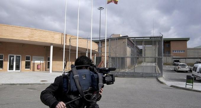 Yihadistas en el Centro Penitenciario de Segovia