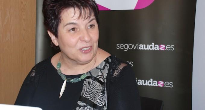 """Clara Luquero no considera """"sensato"""" romper relaciones con Bankia"""