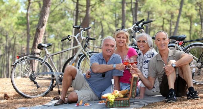 El 'Club de los 60' oferta más de treinta destinos turísticos