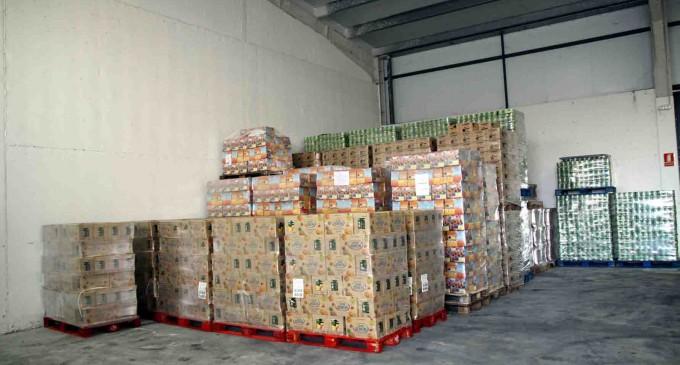 La Ayuda Alimentaria 2016 ofrece comida a 1.736 segovianos