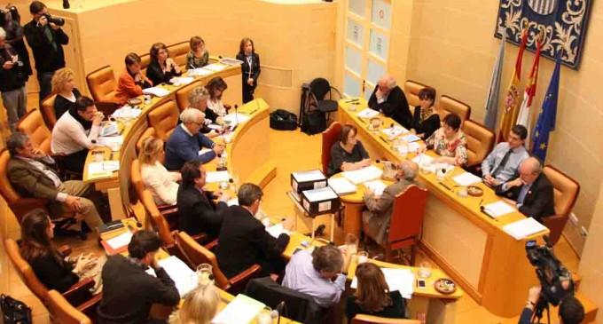 IU demanda más participación ciudadana en los Plenos municipales
