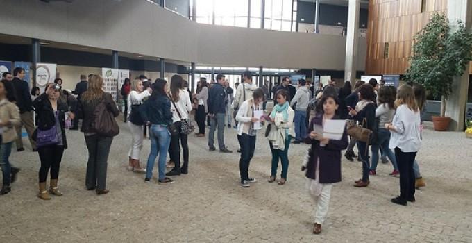Vuelve la Feria de Empleo de Segovia y Provincia 'Tándem'