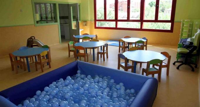 Abierto el plazo para solicitar las becas del centro Infantil 'La Senda'