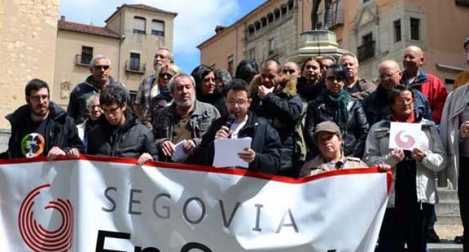 `Segovia en común´ presenta lista electoral en nueve localidades