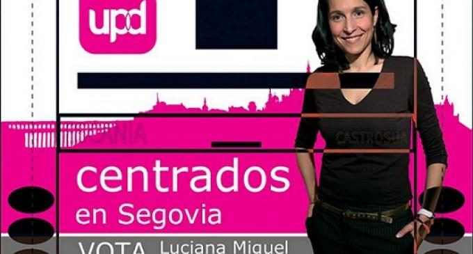 UPyD e Izquierda Unida, indignados con Clara Luquero