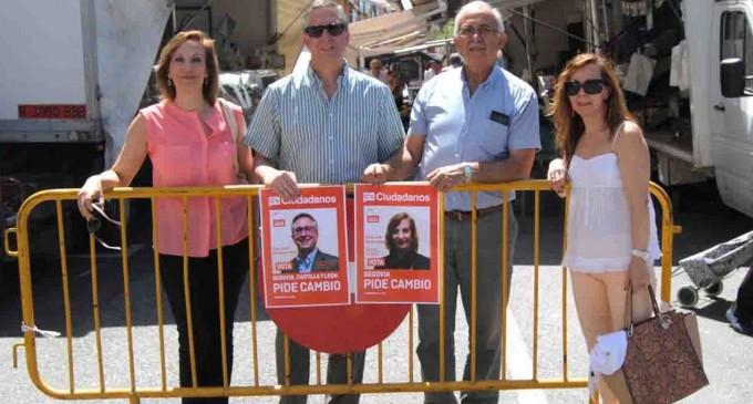 Ciudadanos no se fía de la `cuentas´ del Ayuntamiento de Segovia