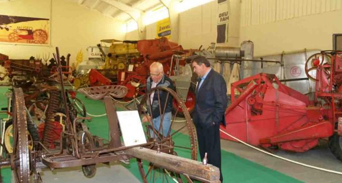 El museo del tractor se ubicará en el Nordeste de la provincia