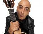 """El """"humorista cantarín"""" hace parada este sábado en La Oveja Negra"""