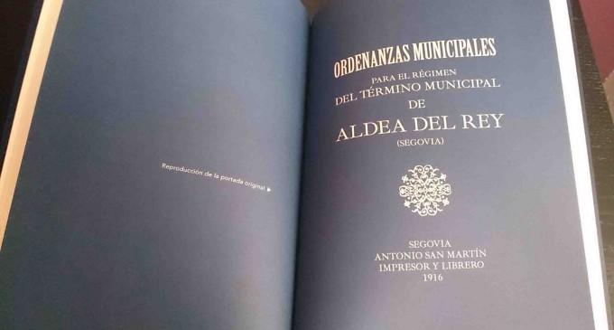Aldea Real publica parte de su historia