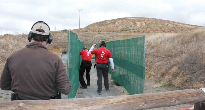 Segovia acoge el Regional de recorridos de tiro