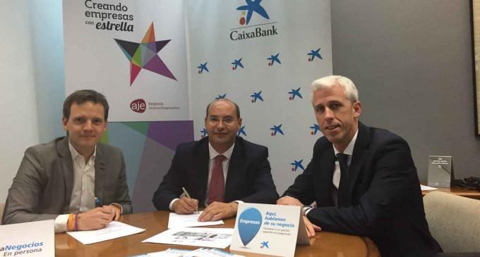 CaixaBank facilitará a los socios de AJE el acceso al crédito