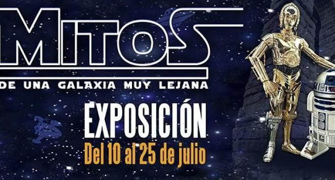 El universo 'Star wars' invade Segovia