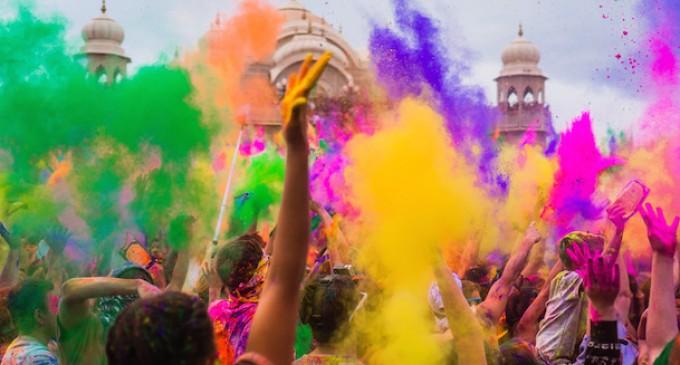 Colores que alegran la vida