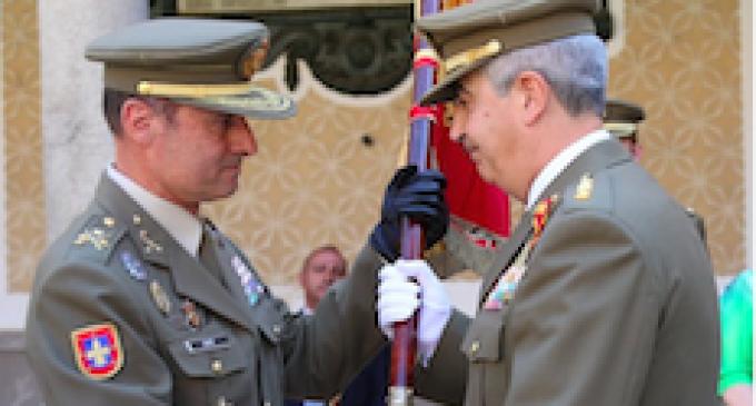 Javier Alonso Bermejo toma posesión como director de la Academia de Artillería