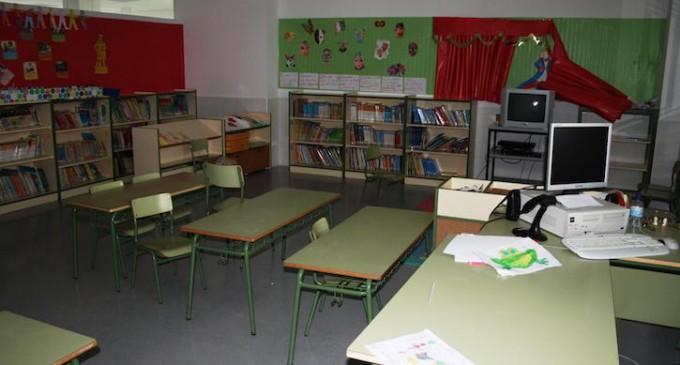 275.000 euros para acondicionar 40 colegios de la provincia