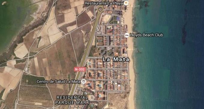 Fallece un segoviano de 62 años en Torrevieja mientras nadaba en el mar