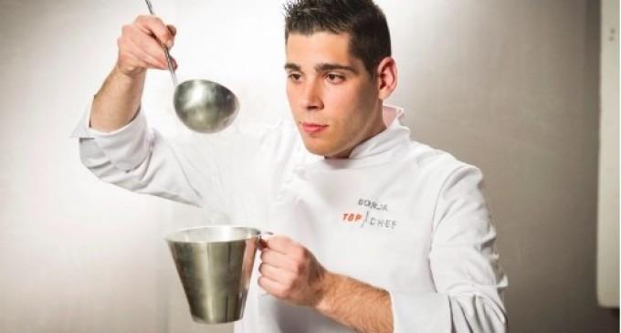Borja Aldea quiere ser 'Top Chef'