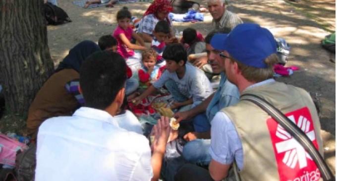 Cáritas coordinará una Comisión de ayuda al refugiado