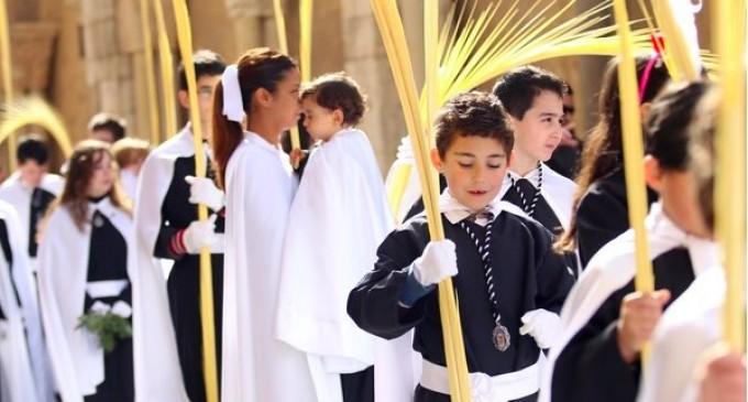 La Semana Santa de Segovia busca apoyos para su declaración de 'Interés turístico Nacional'