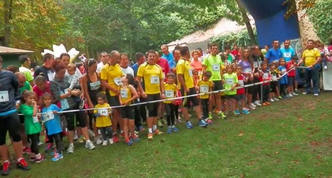 El Sporting Segovia invita a 'Correr en familia'