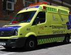 Dos mujeres heridas en un choque frontal de dos vehículos en Sepúlveda