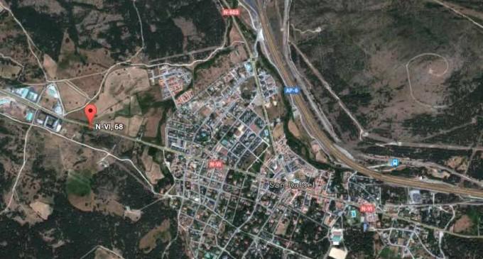 Fallece un motorista de la Guardia Civil tras un accidente en El Espinar