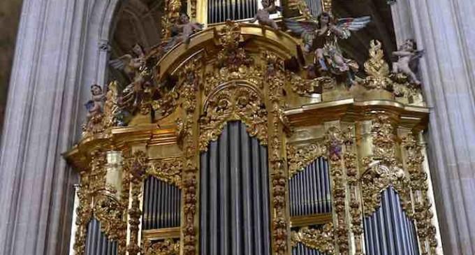 Un concierto único a dos órganos