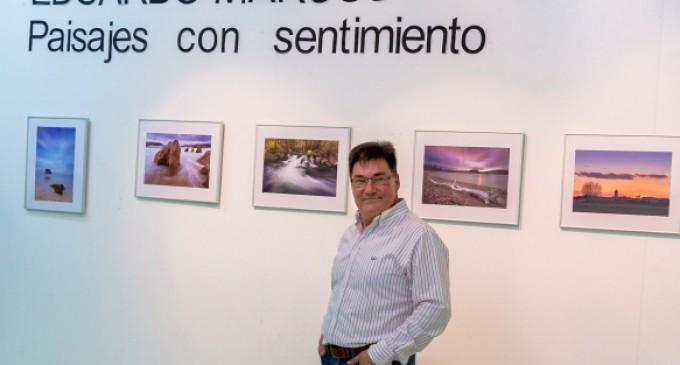 Paisajes de Segovia 'con sentimiento', en el Palacio de Quintanar