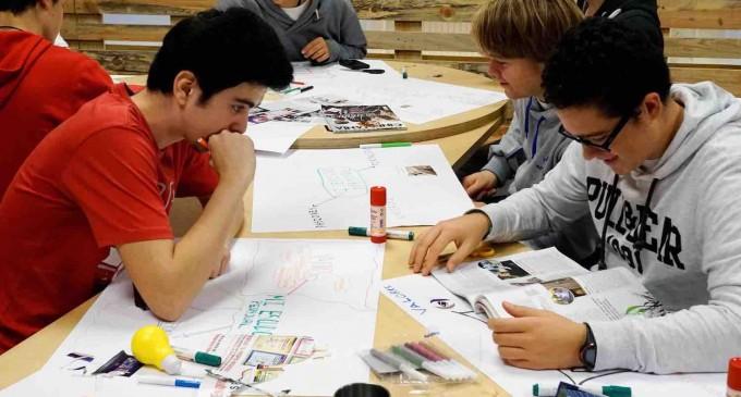 Colaboración entre instituciones educativas