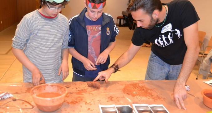 Talleres lúdico-educativos para escolares en el Museo de Segovia