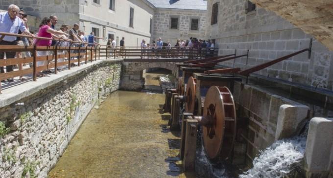 Segovia muestra el esplendor de su patrimonio industrial