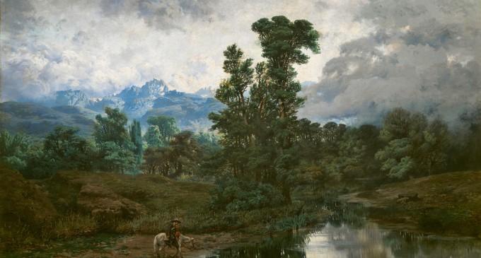 El Parque Nacional de Guadarrama a través de la mirada de grandes pintores