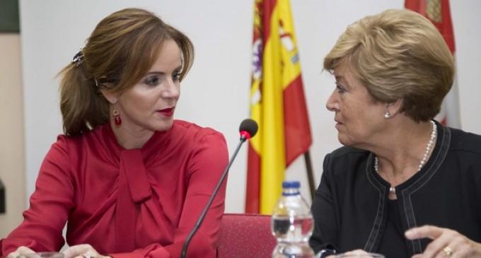 Silvia Clemente reitera su compromiso de acercar el Parlamento autonómico a los ciudadanos
