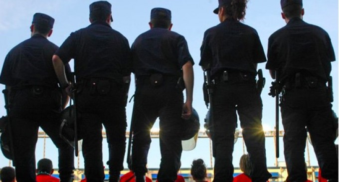 Detenidos por la Policía Nacional seis 'aluniceros' por robos en Segovia