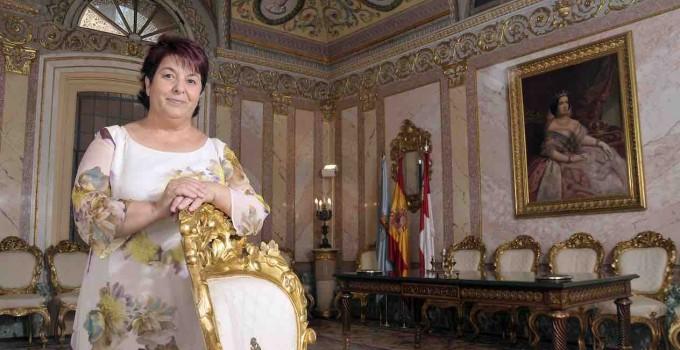 """Clara Luquero: """"Defenderé los intereses generales de los segovianos por encima de los particulares, por muy importantes que sean"""""""
