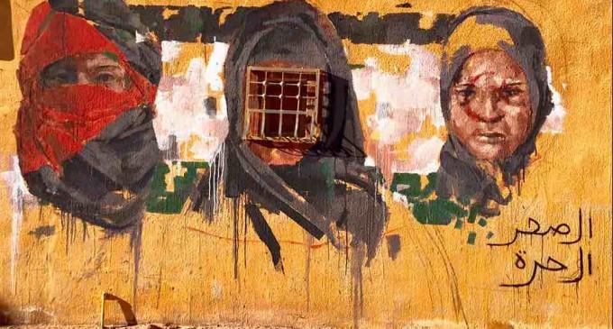 Vuelven los 'artistas por el Sahara'